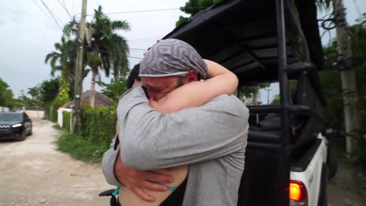 Máté és Kíra sírva ölelkeztek össze, amikor viszontlátták egymást