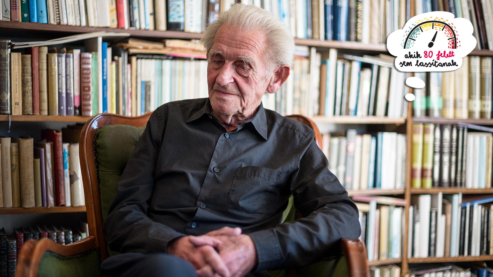 Runtág Tivadar 84 évesen fiatalokat megszégyenítő idővel úszta át a Balatont