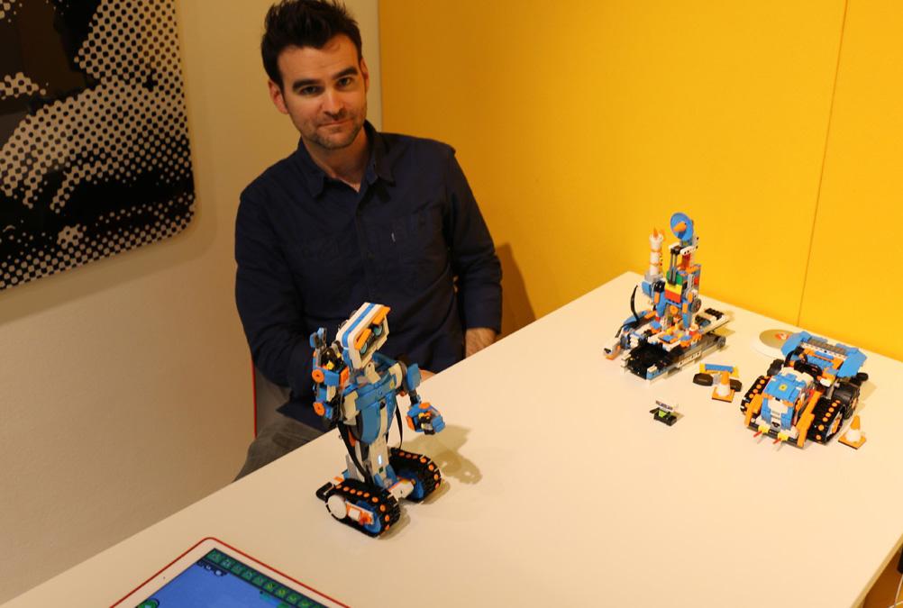 Felveszi a harcot a nemi sztereotípiák ellen a Lego