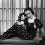 Fay Wray amerikai színésznő fotója 1933 környékéről.