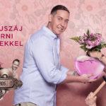 A Nyerő Páros 2021 versenyzői: Molnár Gusztáv és Fazekas Vivien (Fotó: Sajtóklub)