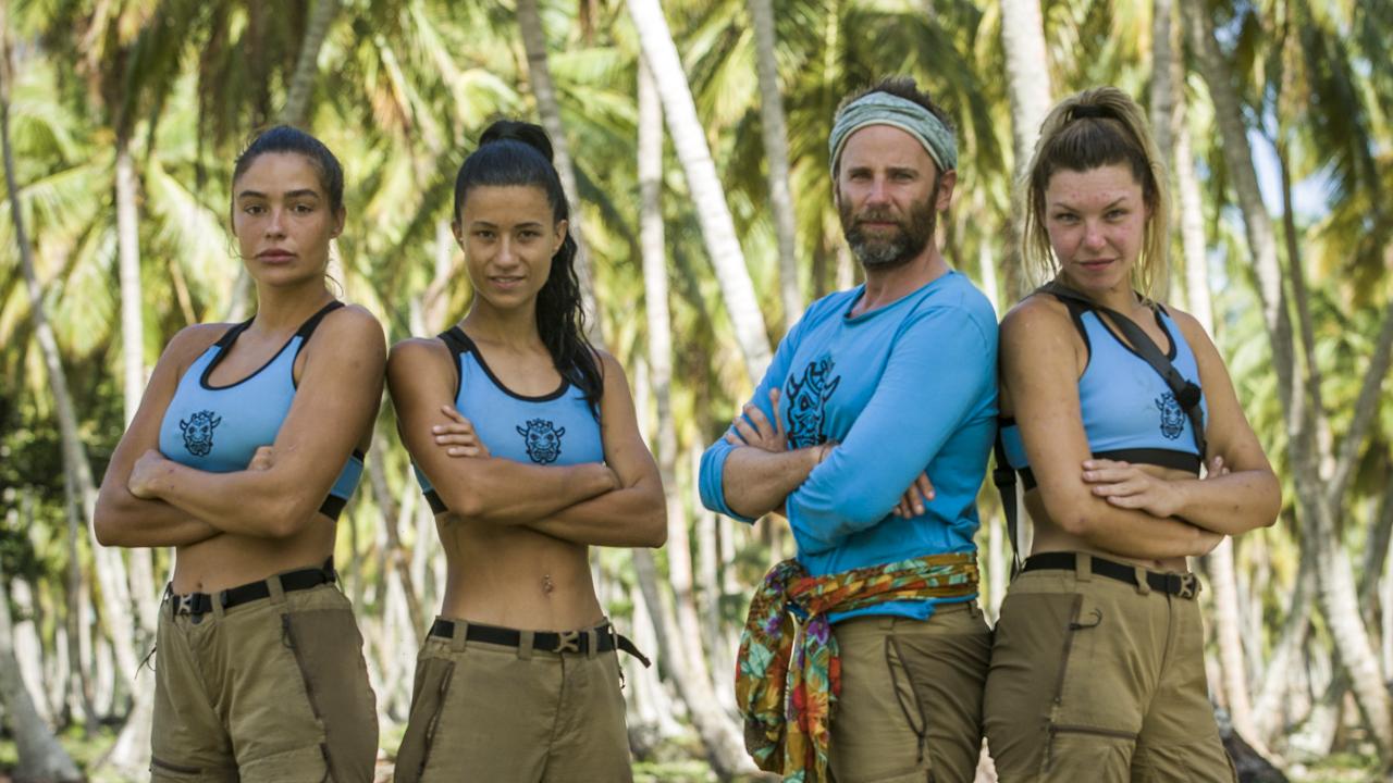 A Survivor egyesített csapatából már csak négyen vannak versenyben