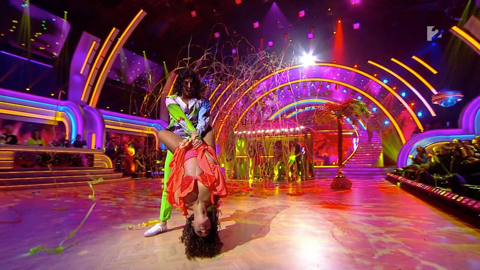 Tóth Andi és Andrei Mangra felrobbantotta a színpadot a Dancing with the Starsban