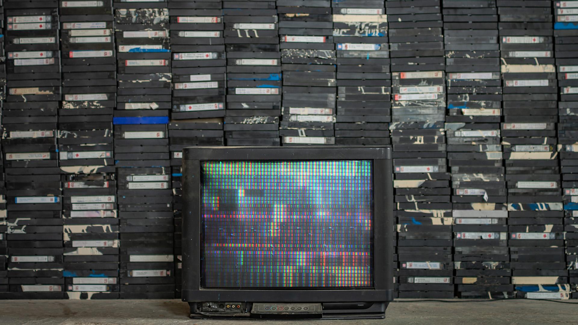 VHS-gyűjtemény