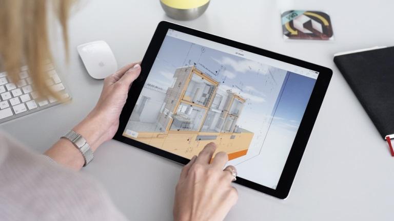 Alapvető fontosságú, hogy az építészed stílusa passzoljon a tiedhez (fotó: Graphisoft illusztráció)