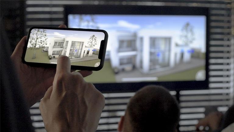 A 3D tervezőprogramokkal rengeteg hibalehetőséget kikerülhetünk, és értékes idő is megtakarítható velük (fotó: Graphisoft illusztráció)